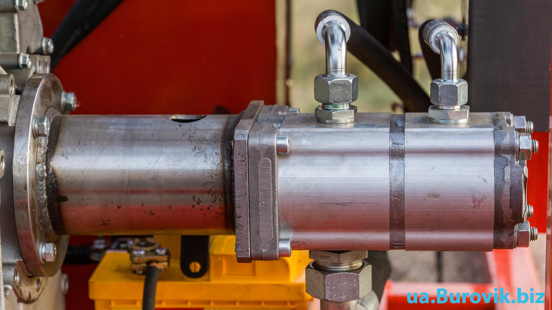Схема гидравлики буровой установки