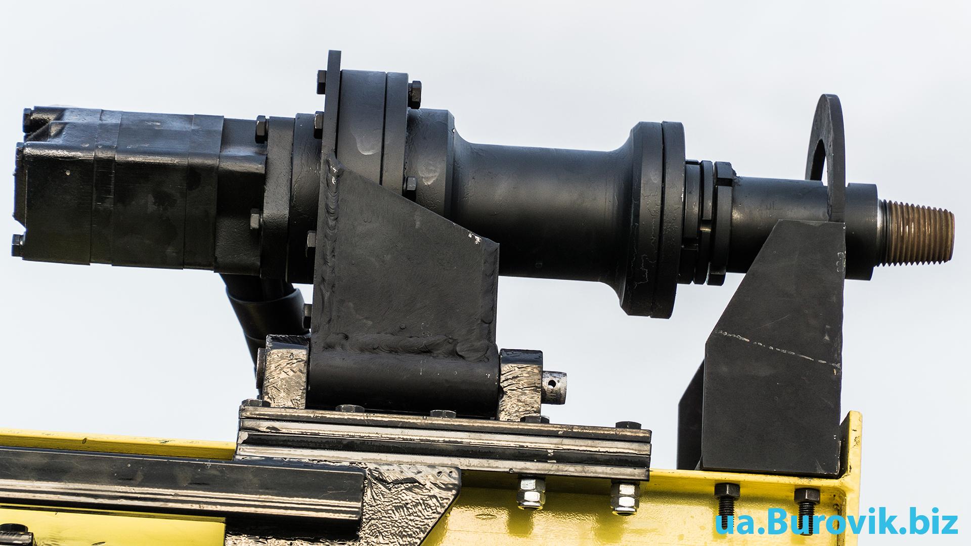 Гидромотор с вертлюгом для буровой установки