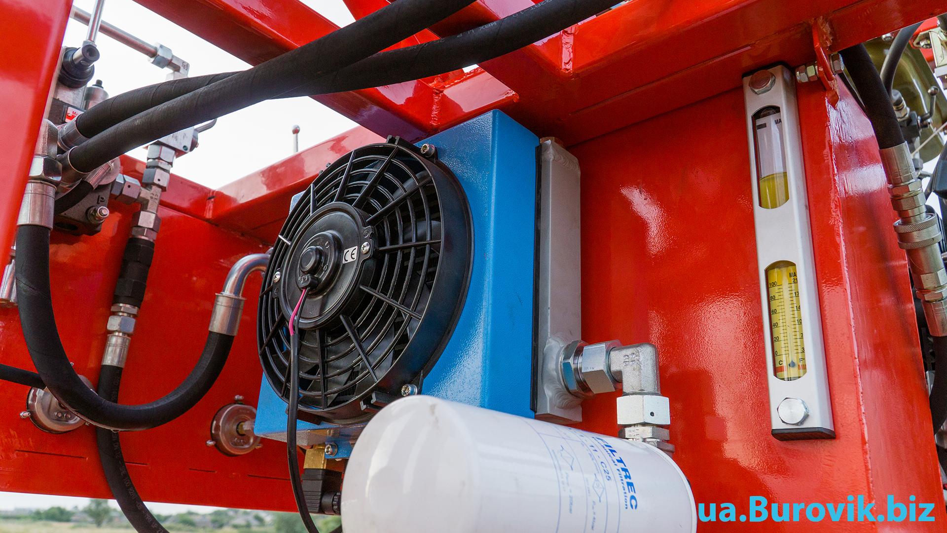 Теплообменник для охлаждения гидравлического масла буровой установки