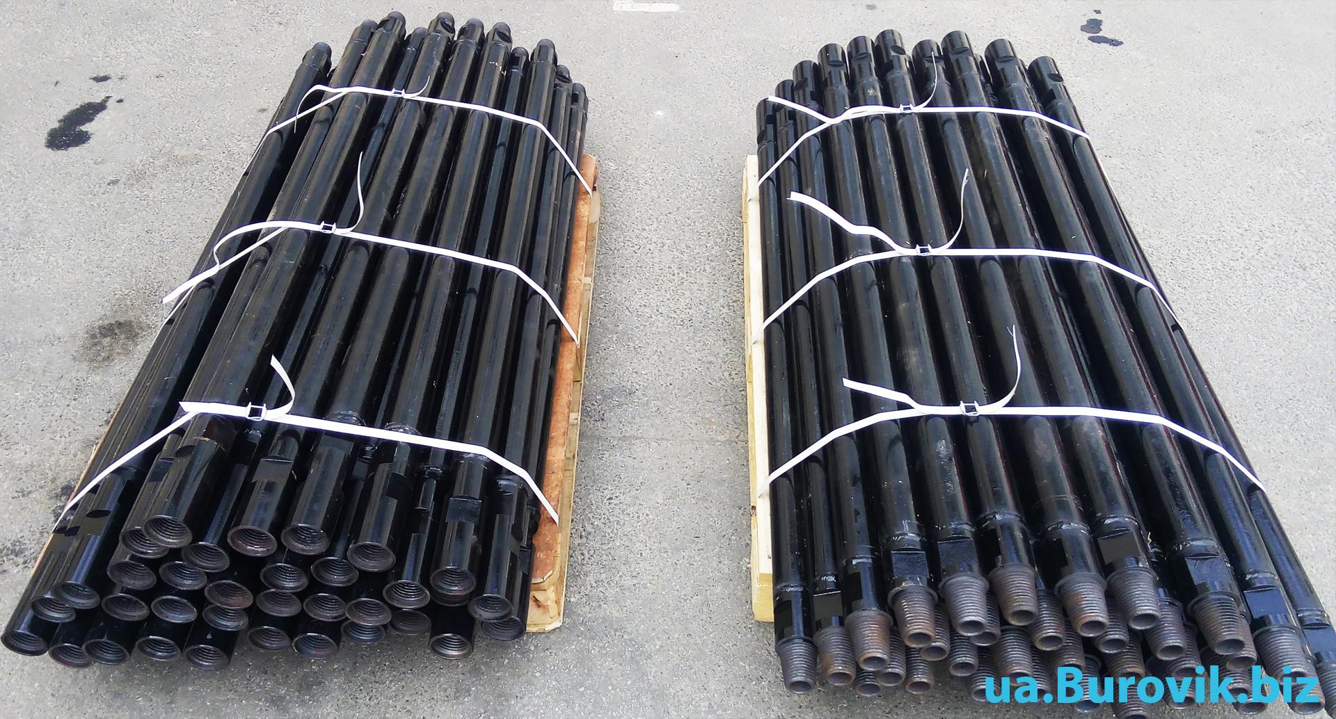 Бурильная труба с замками для буровой установки