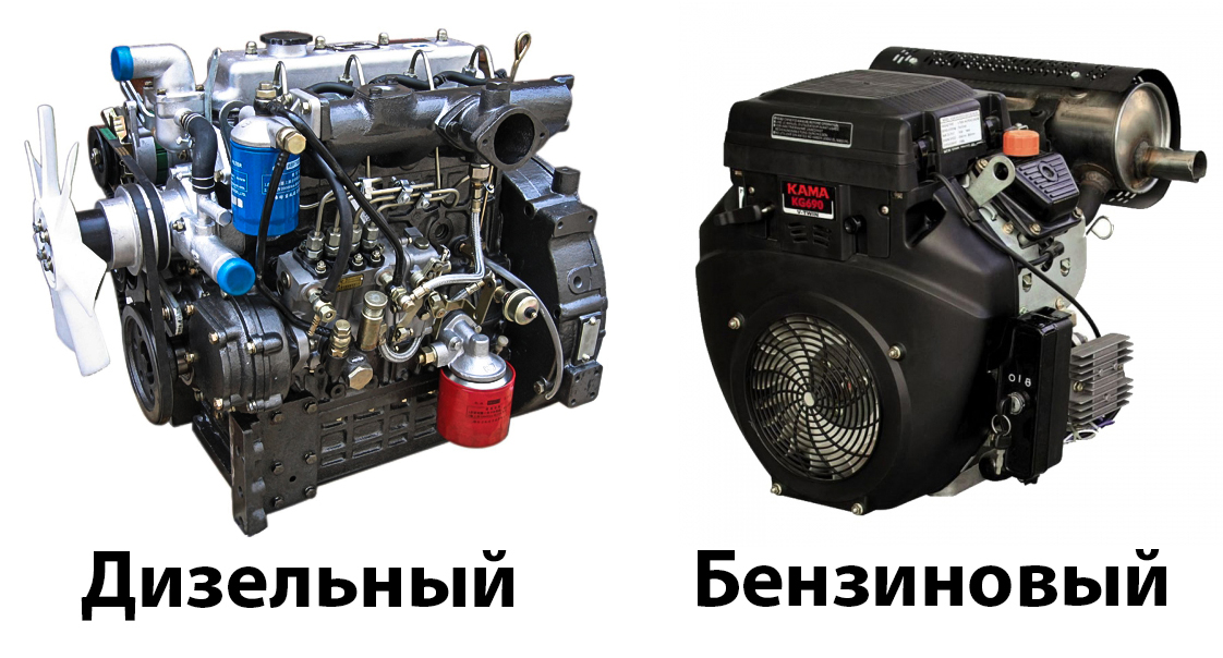 Двигатель для буровой установки - дизельный или бензиновый